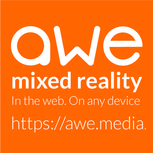 awe webinar platform hosts Ask Us Anything about using awe to create web AR, VR, XR