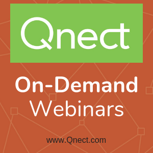 Qnect webinar platform hosts Job Workflow Communicate Your Project's Progress [Previously Recorded]