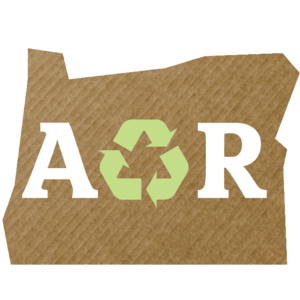 Association of Oregon Recyclers webinar platform hosts Reduce, Reuse, Recycle, and RESEARCH!