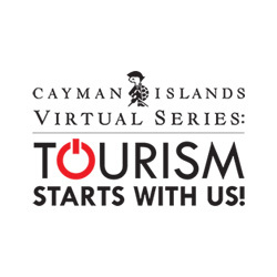 Cayman Islands Virtual Tourism webinar platform hosts Controlling the Uncontrollables with Gary Denham