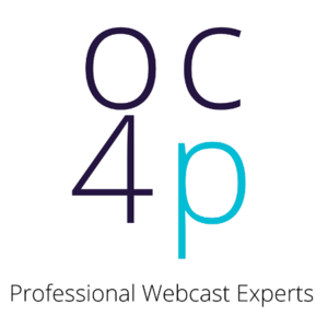 oc4p - professional webcast experts webinar platform hosts Serialization 2.0: The next Level of Pharma Traceability