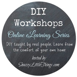 DIY Workshops eLearning Series webinar platform hosts FREE DIY WORKSHOP: Handmade Chalkboard Art