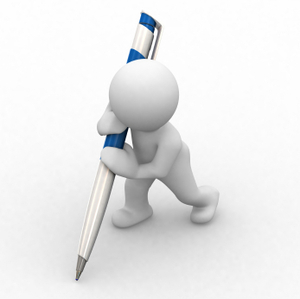 Writing-man11