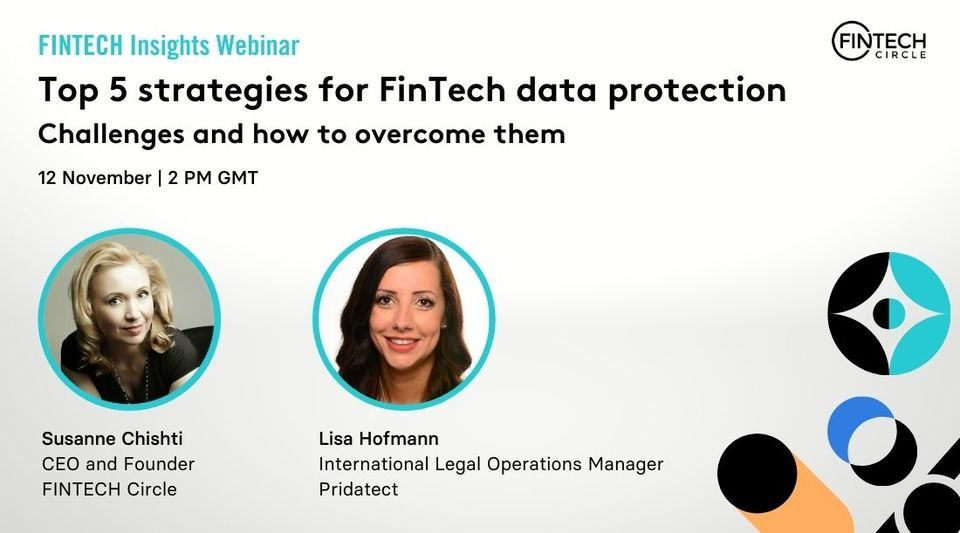 Top 5 strategies for FinTech data protection: Challenges and how to overcome them