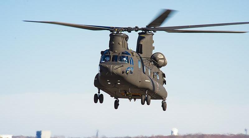 The Future of Military Helicopters