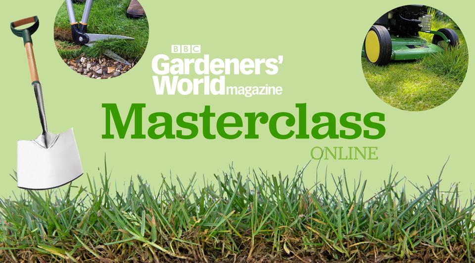 BBC Gardeners' World Magazine Masterclass Online: Essential Spring Lawn Care