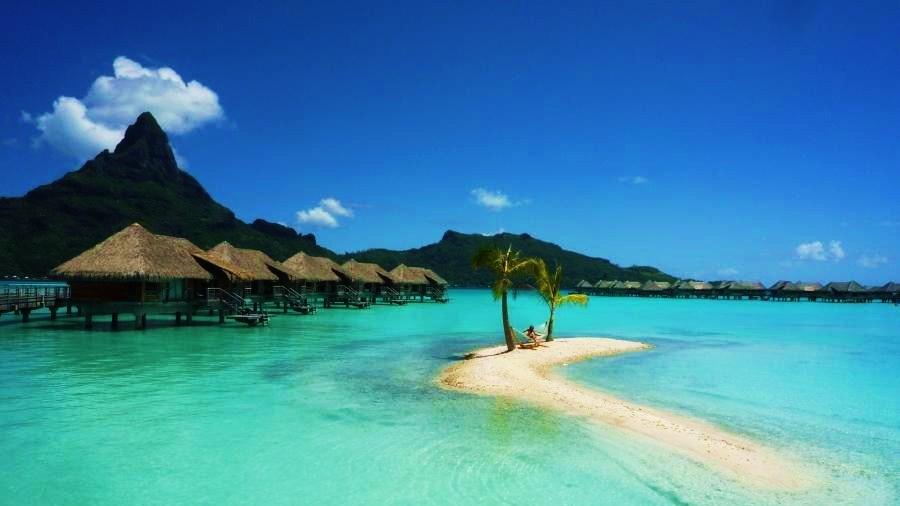 Bora-bora_gulf_huts_bungalow_palm_trees