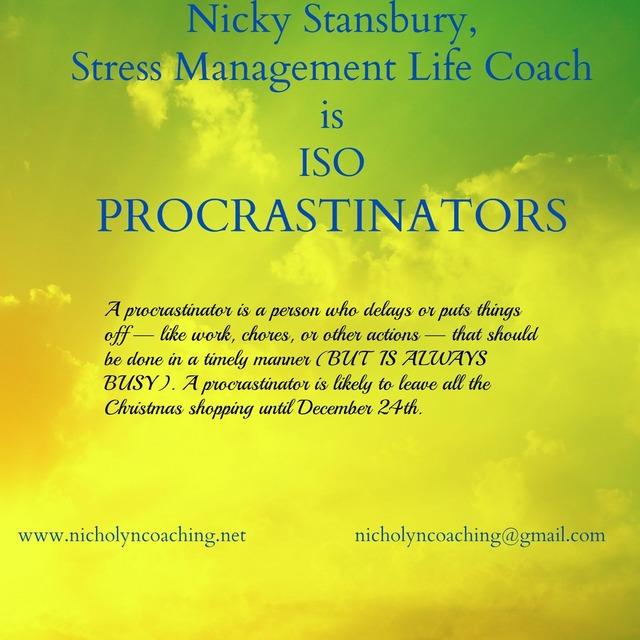 Iso_procrastinators
