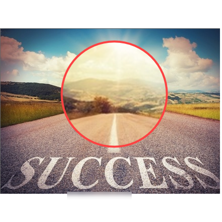 Success_magnified