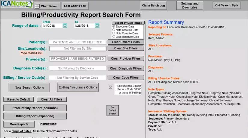 Billing_productivity_report_summary