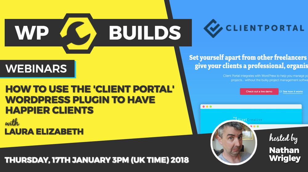 Wp-builds-webinar-client-portal-pixteller