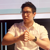 Webinar hosting presenter Dr Justin Sung