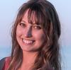 Webinar hosting presenter Danielle Festa