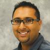 Webinar hosting presenter Mishaal Surti