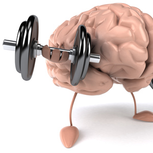 Brain-as-a-muscle