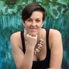 Webinar hosting presenter Sara Snyder