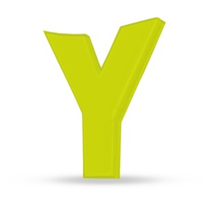Letter-y