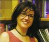 Webinar hosting presenter Anna Parisi