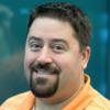 Webinar hosting presenter Mike Brocchi