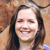 Webinar hosting presenter Crystal Kirch