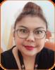 Webinar hosting presenter Christine Joy P