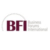 Webinar hosting presenter BFI-UK