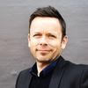 Webinar hosting presenter Søren Bronée