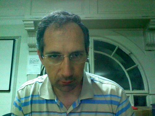Webinar hosting presenter A3 Angel Luis Vicentín