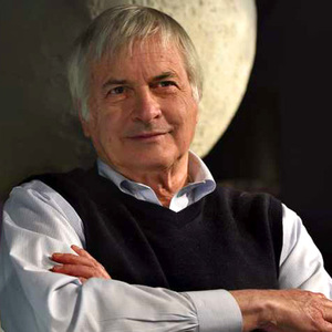 Webinar hosting presenter Seth Shostak