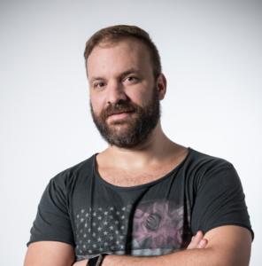 Webinar hosting presenter Lucas G