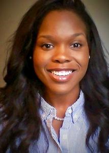 Webinar hosting presenter Melanie Parker