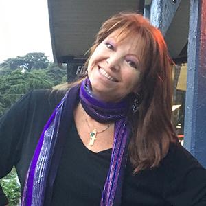Webinar hosting presenter Joanne N