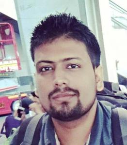Webinar hosting presenter ravi