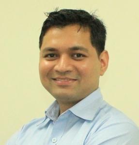 Webinar hosting presenter Harshal