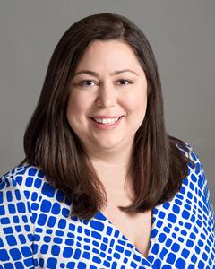Webinar hosting presenter Jackie Pearce G