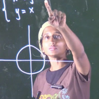 Webinar hosting presenter Ranjani Krishnan