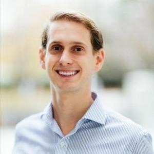 Webinar hosting presenter Jake Graham