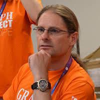 Webinar hosting presenter Craig Taverner