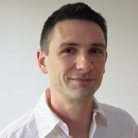 Webinar hosting presenter Nicolas Mervaillie