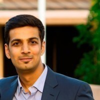 Webinar hosting presenter Harsh Bhimani