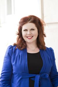 Webinar hosting presenter Orlagh Kelly