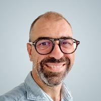 Webinar hosting presenter Rik Van Bruggen