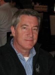 Webinar hosting presenter Tom O'Malley