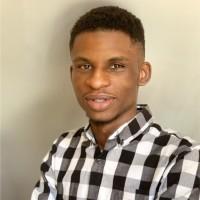 Webinar hosting presenter Kingsley Omotayo