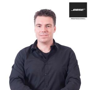 Webinar hosting presenter Dave de Groot