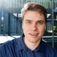 Webinar hosting presenter Niels de Jong