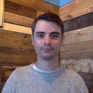 Webinar hosting presenter Adam Cowley