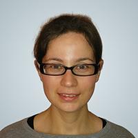 Webinar hosting presenter Ljubica Lazarevic