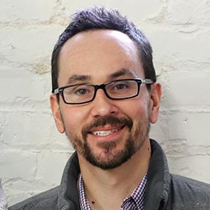 Webinar hosting presenter Matt Minor