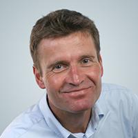 Webinar hosting presenter Bruno Ungermann